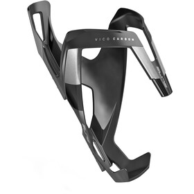 Elite Vico Bottle Holder Carbon, black matte/black design